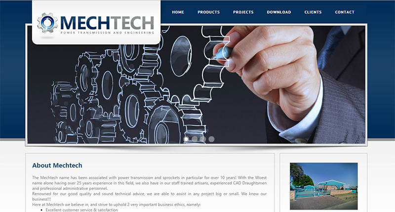 Graphic Design - Mechtech